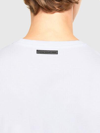 Diesel - T-INO, Weiß - T-Shirts - Image 4