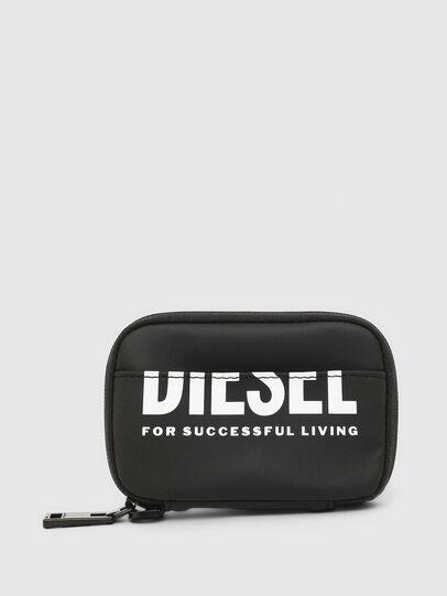 Diesel - LARIO, Schwarz - Portemonnaies Zip-Around - Image 1