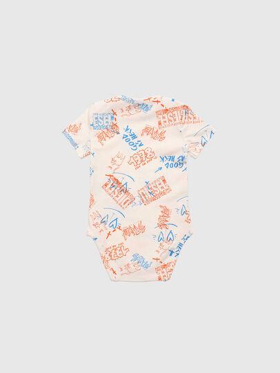Diesel - ULENT-NB, Weiss/Orange - Underwear - Image 2