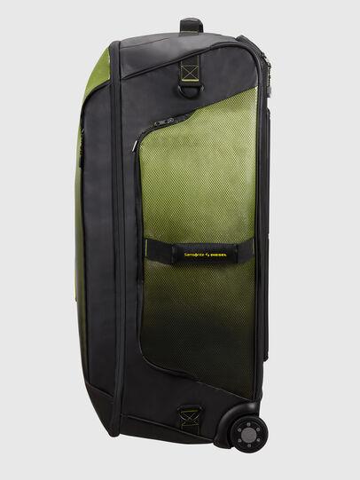 Diesel - KA2*69010 - PARADIVE, Schwarz/Gelb - Reisetaschen mit Rollen - Image 5