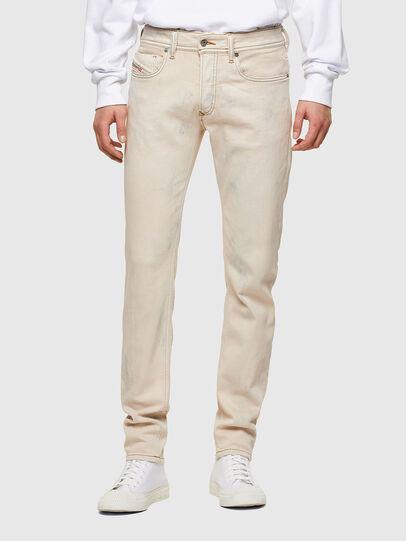 Diesel - Sleenker 009VJ, Weiß - Jeans - Image 1