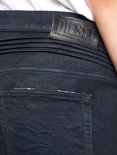 Diesel - Fayza JoggJeans® 069RW, Dunkelblau - Jeans - Image 4