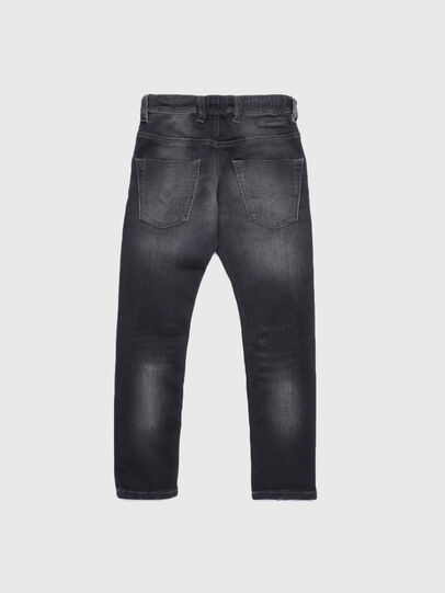 Diesel - KROOLEY-J JOGGJEANS, Schwarz/Dunkelgrau - Jeans - Image 2