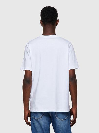 Diesel - T-JUST-A35, Weiß - T-Shirts - Image 2