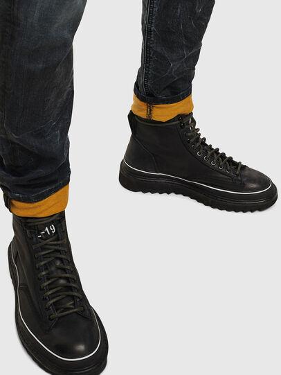 Diesel - D-Vider JoggJeans 069MD, Dunkelblau - Jeans - Image 3