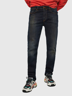 Buster 0890Z, Dunkelblau - Jeans