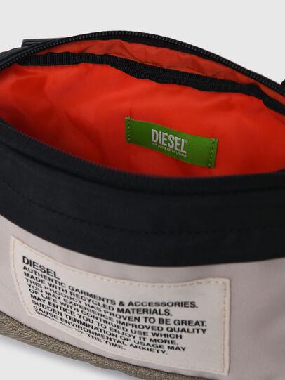 Diesel - DRESSLEK, Weiss/Orange - Schultertaschen - Image 4