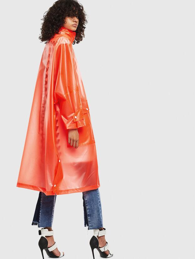 G-TAKY-A, Orange - Jacken