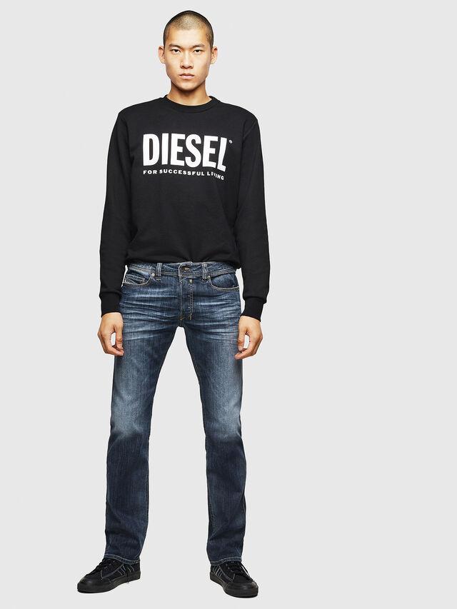 Diesel - Safado 0885K, Dunkelblau - Jeans - Image 5