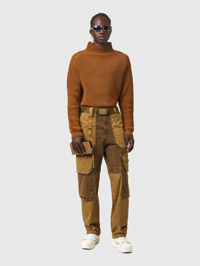 Diesel - D-Multy JoggJeans® 0AFAE, Braun - Jeans - Image 6