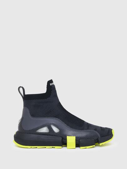 Diesel - H-PADOLA MID TREK, Schwarz - Sneakers - Image 1