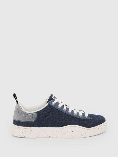 Diesel - S-CLEVER LOW LACE, Blau - Sneakers - Image 1