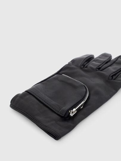 Diesel - GIRAGE, Schwarz - Handschuhe - Image 2