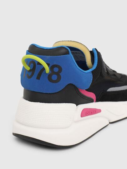 Diesel - S-SERENDIPITY SM, Schwarz/Blau - Sneakers - Image 5