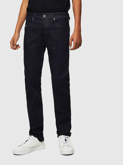 Diesel - Buster 0607A, Dunkelblau - Jeans - Image 1