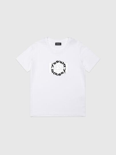 Diesel - TSILYRSUC, Weiß - T-Shirts und Tops - Image 1