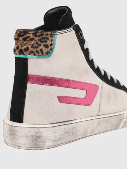 Diesel - S-MYDORI ML W, Rosa/Schwarz - Sneakers - Image 4