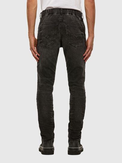 Diesel - Krooley JoggJeans 009FZ, Schwarz/Dunkelgrau - Jeans - Image 2