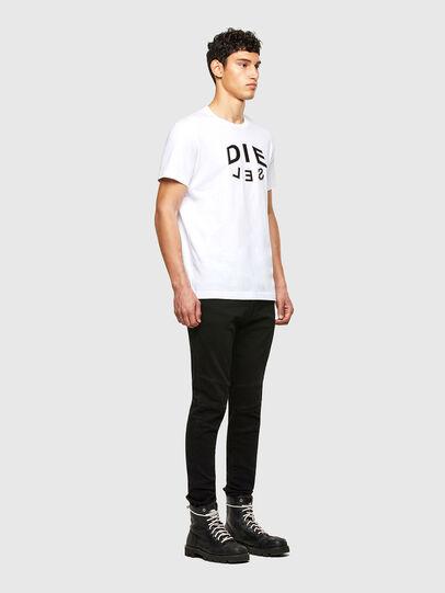 Diesel - T-DIEGOS-A1, Weiß - T-Shirts - Image 4