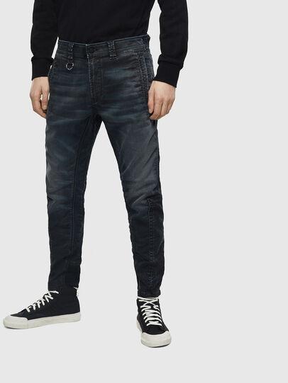 Diesel - D-Earby JoggJeans 069MD, Dunkelblau - Jeans - Image 1