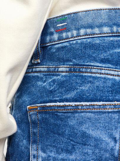 Diesel - D-Strukt 009MH, Hellblau - Jeans - Image 4