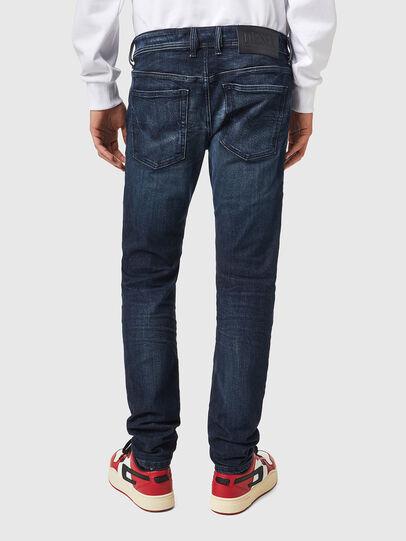 Diesel - Sleenker 069XD, Dunkelblau - Jeans - Image 2