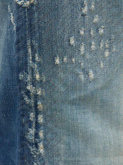 Diesel - Krooley JoggJeans 009NK, Mittelblau - Jeans - Image 5
