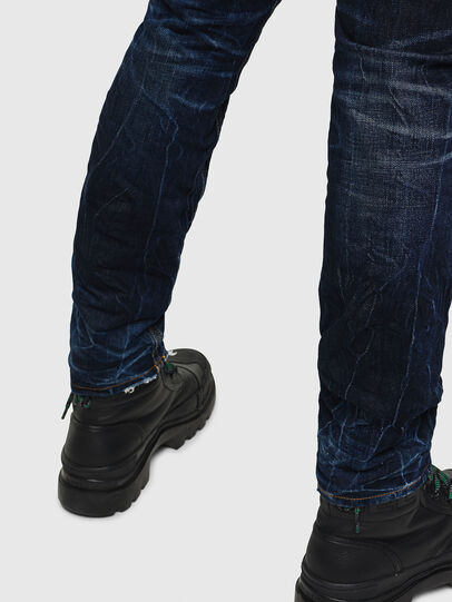 Diesel - Thommer 0097H, Dunkelblau - Jeans - Image 4