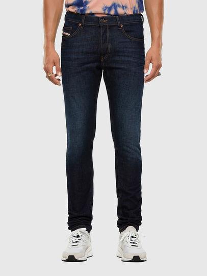 Diesel - D-Luster 009EQ, Dunkelblau - Jeans - Image 1