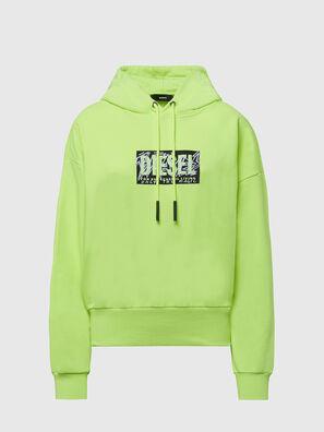 F-MAGDALENA-E1, Neongrün - Sweatshirts