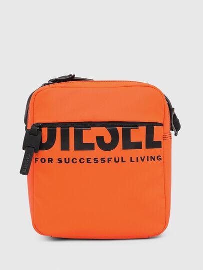 Diesel - DOUBLECROSS, Orange - Schultertaschen - Image 1