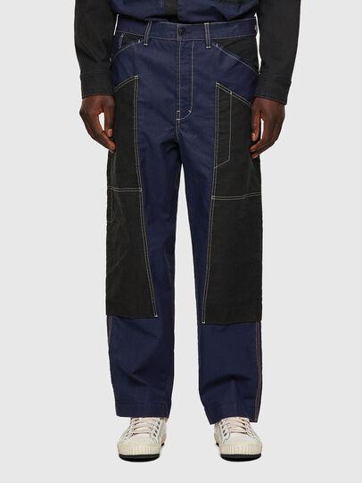 Diesel - D-Franky JoggJeans® 0EEAW, Dunkelblau - Jeans - Image 1