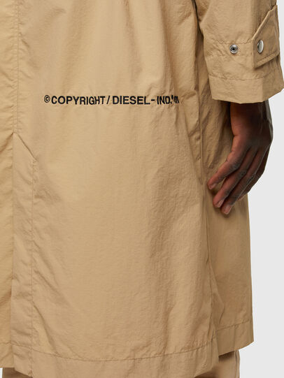 Diesel - J-LUIS, Beige - Jacken - Image 3
