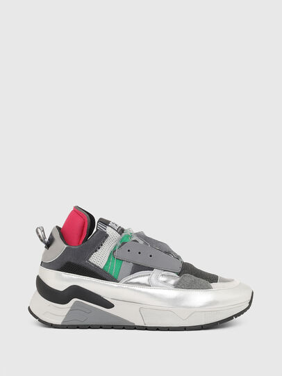 Diesel - S-BRENTHA DEC, Grau - Sneakers - Image 1