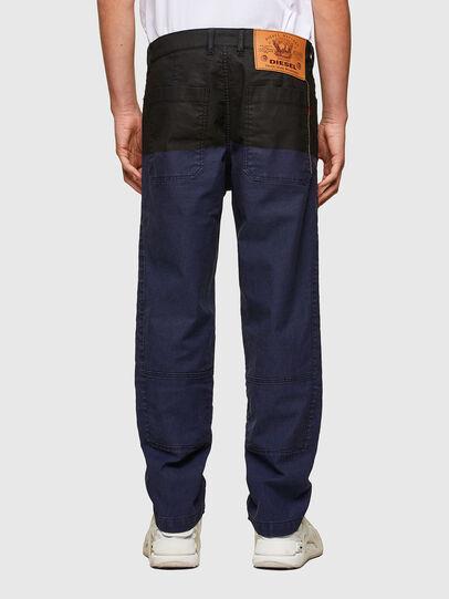 Diesel - D-Azerr JoggJeans® 0DDAY, Dunkelblau - Jeans - Image 2