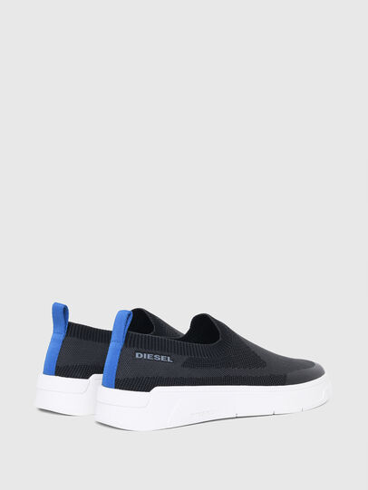 Diesel - S-YOSUKE SO, Blau - Sneakers - Image 3