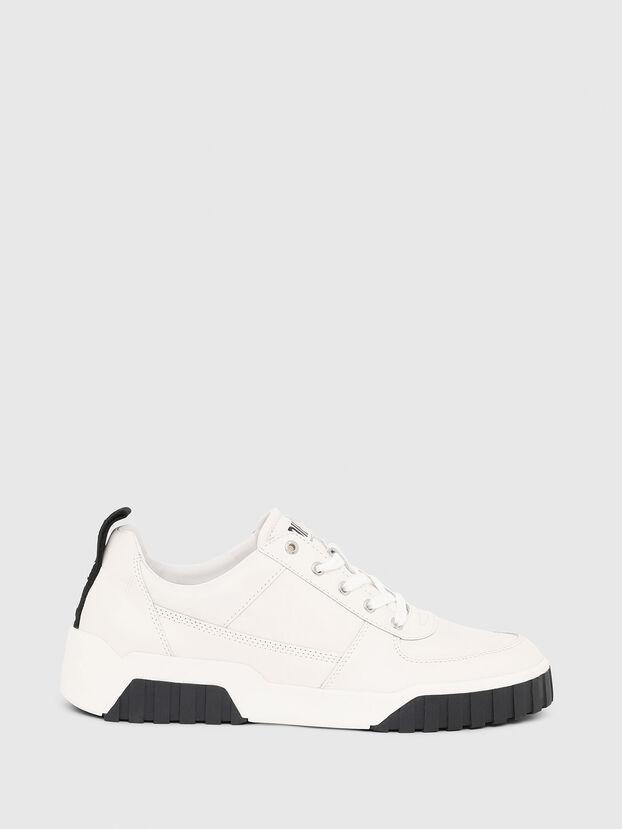 S-RUA LOW, Weiß - Sneakers