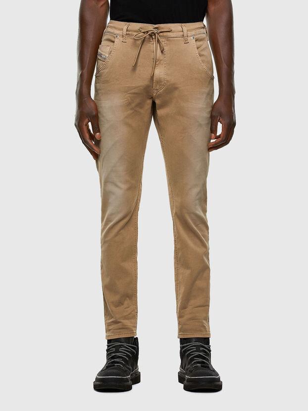 Krooley JoggJeans 0670M, Hellbraun - Jeans