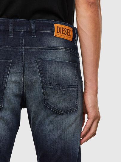 Diesel - KROOLEY JoggJeans® 069QD, Dunkelblau - Jeans - Image 4