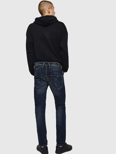 Diesel - Belther 0814W, Dunkelblau - Jeans - Image 2