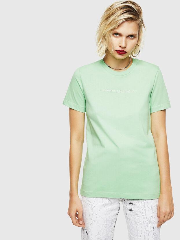 T-SILY-COPY, Grün - T-Shirts