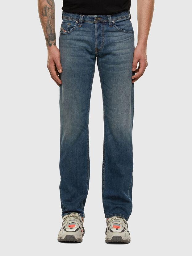 Larkee 009EI, Mittelblau - Jeans