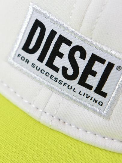 Diesel - DURBO, Weiss/Gelb - Hüte - Image 3