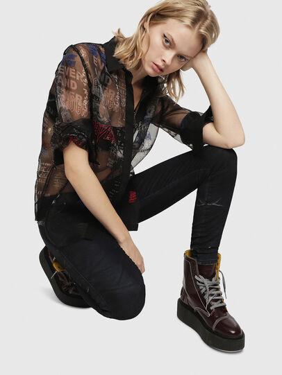 Diesel - Gracey JoggJeans 069CG,  - Jeans - Image 4