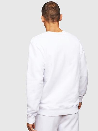 Diesel - UMLT-WILLY, Weiß - Sweatshirts - Image 2