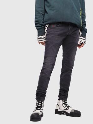 Sleenker 069EQ, Dunkelblau - Jeans