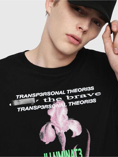 Diesel - T-JUST-Y24,  - T-Shirts - Image 3
