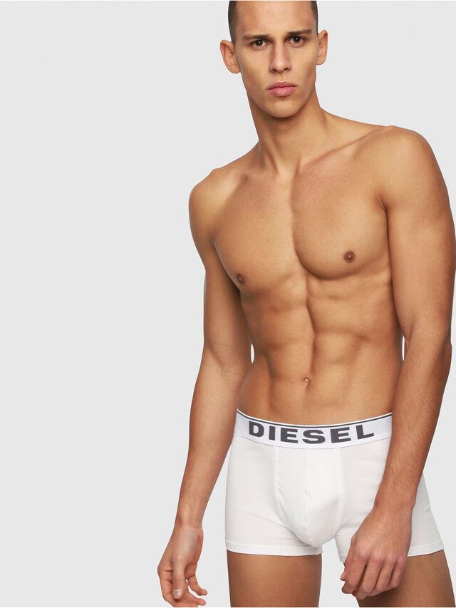 Diesel - UMBX-DAMIEN, Weiß - Boxershorts - Image 1