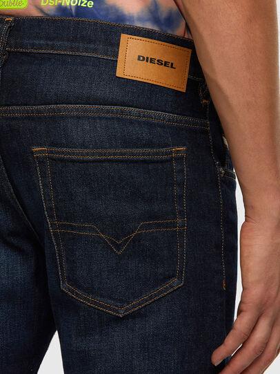 Diesel - D-Yennox 009EQ, Dunkelblau - Jeans - Image 4