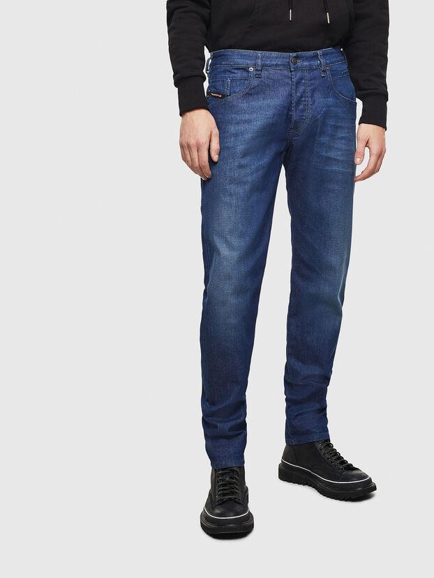 D-Bazer 069LQ, Mittelblau - Jeans